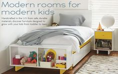 Kids - Room & Board - I wish I could afford this stuff!!!