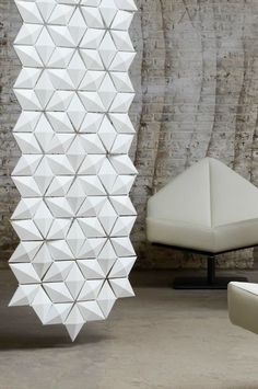 Room divider ROOM DIVIDER FACET - @bloomming
