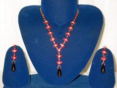 Bollywood Cubic Zircon Pendant Crimson Red Victorian Jewelry Necklace Set Mogul Interior,http://www.amazon.com/dp/B00827WFPQ/ref=cm_sw_r_pi_dp_Qwtmsb0C35398ANM
