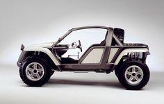 Ford EX Concept (2001): el prototipo clásico de buggy que Ford no llegó a comercializar - Diariomotor