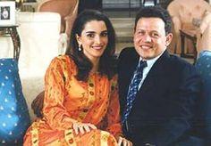 1999 Queen Rania & King Abdullah