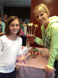 Mother daughter activity days