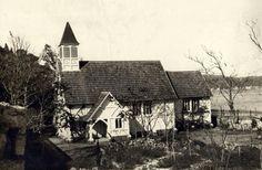 Tarabya1911′de Yanan Kilise