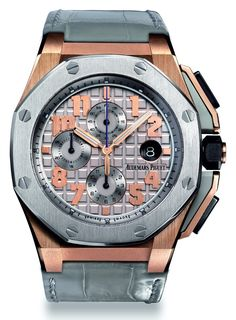 Audemars Piguet Royal Oak Offshore Chronograph Limited Edition LeBron James Watch
