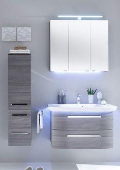 Gästebad einrichten: 5 raumsparende Lösungen entdecken #Badezimmer #Badmöbel #MoebelLETZ