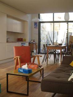 Bordeaux : echoppe de style loft dans le quartier nansouty ...