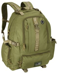 0c6ab9734a Mens Hydration Ready Outdoor Tactical Gear Hiking Backpack Daypack Bag 21  Inch    To view