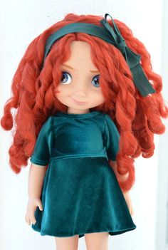 Specially made for Disney Animator dolls but it fits in other 16 inch dolls    Shoes and panties not included