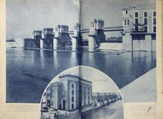 Moscow Volga Canal | Moscow-Volga Canal | USSR in Construction