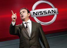 كارلوس غصن ايضا واحد من اللبنانيين الأكثر تأثيراً   Carlos Ghosn, Also one of the most influential Lebanese     Carlos Ghosn is the chairman and CEO of Japan-based Nissan and holds the same position at Renault, which together produce more than one in ten cars sold worldwide.