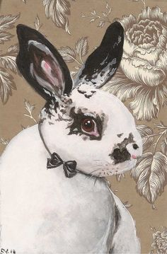 This print would make lovely Easter cards. I'm tired of pink, yellow and blue for Easter. :)