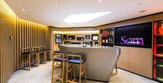 Sommelier // Interior design & build by The Good Studio