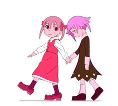 Omg that episode was literally the cutest thing ever. (Even if Maka does go insane with black blood for a little while)