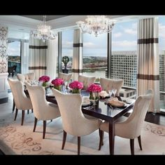 Two Fixtures Turnberry Tower Arlington, VA   Contemporary   Dining Room    Dc Metro   Morgan Howarth Photography Design