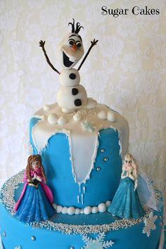 Handmade Olaf & Figurines.....x