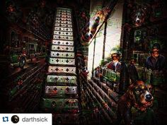 #Repost @darthsick  #surreal #Googledeepdream #abstract #deepdream #abstracters_anonymous #instaabstract #abstract_buff #edit #awesome_shots #art #abstractart #abstraction #abstracto #abstractmybuilding #lines #primeshots #bestoftheday #trippy  #beautiful #420  #surrealist #artist #like #stayabstract #iphone #iphoneography #dreamception #followforfollow #love by google_deep_dream