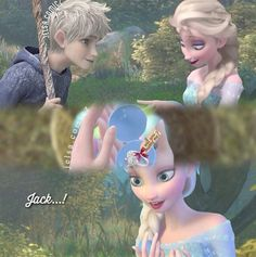 Jelsa Jack: Will you marry me?