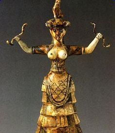 Povos da Antiguidade: Civilização Cretense