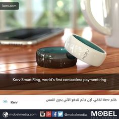 #Kerv Smart Ring worlds first contactless payment ring http://kerv.com/
