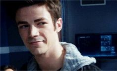 gif - Grant's serious face