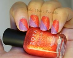 Zoya PixieDust Summer 2013 : Destiny and Stevie | Hello There, Blondie!