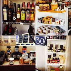 30% off all our pantry items and dry goods including @innajam  @omnivore.us salt Happy Girl Kutchenpickles & tomatoes@baiapasta Katz Farm Tableoils & vinegars@grove45evoo @Community_Grainspolenta@rancho_gordo @Jacobsensaltco &@ranchollanoseco beans. We're making room for new refrigerators so come stock up! by thelocalbutchershop