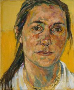Alishya Gallagher by Margaret Clarke  Oil on canvas, 30.5 x 25.3 cm Collection: Royal Birmingham Society of Artists