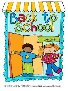 It's back to school time!! The first day of school, or the first few days of school are a time of getting to know the routines of school and your n...
