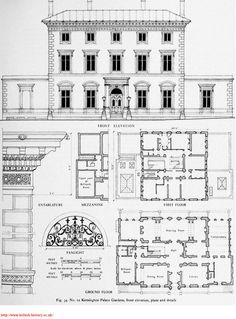 #12 Kensington Palace Gardens, built 1846 for Sir Samuel Morton Peto... builder, railway magnate, and member of Parliament.