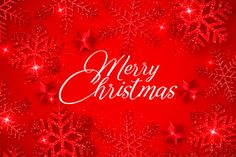 Red christmas background with elegant sn. Christmas Quotes Images, Christmas Images Free, Happy Christmas Day, Merry Christmas Quotes, Christmas Pictures, Christmas Greetings, Christmas Time, Xmas, Happy Lohri Images