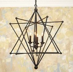 chandelier light fixtures | star chandelier available at shades of light
