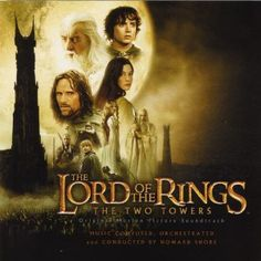 The Lord of the Rings: The Two Towers Soundtrack  -ADAM-