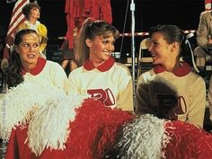 Grease - grease-the-movie Photo. Look they've our vintage poms! #lovecheerleadingcompany Cheerleading hen parties nationwide Dance hen parties nationwide by The Cheerleading Company. Call us on 02086724586 or email hens@cheerleadingcompany.co.uk