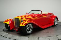 Ideas for my Street Rod that I wish I had:1932 Ford Roadster Boydster II Street Rod