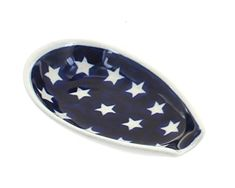 Polish Pottery Stars Small Spoon Rest ** Read more reviews of the product by visiting the link on the image.