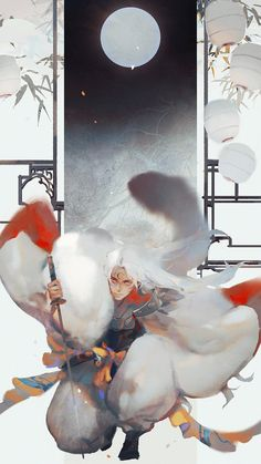 Sesshomaru Character Concept, Character Art, Manga Anime, Anime Art, Inuyasha Fan Art, Inuyasha And Sesshomaru, Kamigami No Asobi, Japon Illustration, Handsome Anime Guys