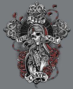 Skull by Derrick Castle Aztecas Art, Cholo Art, Totenkopf Tattoos, Skull Pictures, Skull Painting, Illustration Art, Illustrations, Desenho Tattoo, Skulls And Roses