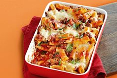 You and your family will be tucking into this delicious pasta bake in no time!