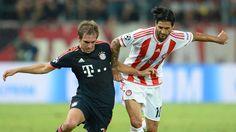 FC Bayern, Champions League, Philipp Lahm, Olympiakos Piräus