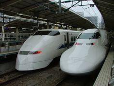 Shinkansen 300 Series & 700 Series