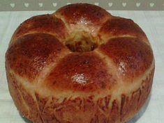 Ring Cake, Hungarian Recipes, Winter Food, Bagel, Scones, Deserts, Bread, Chocolate, Bulgur