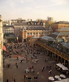 Covent Garden, London!