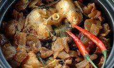 Cá kho dưa chua dân dã mà cực hao cơm ngày lạnh