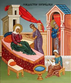 Nativity of the Theotokos (Mario Milev)