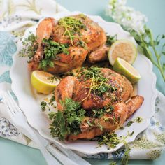Spice up your chicken differently with these herby options!