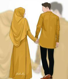 Camera gear jodoh quotes islam muslim co. Wedding Couple Cartoon, Love Cartoon Couple, Cute Couple Art, Cute Love Cartoons, Cute Muslim Couples, Muslim Girls, Cute Anime Couples, Romantic Couples, Image Couple