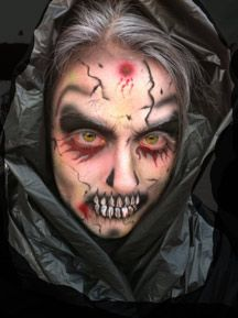 BOSTON Halloween Make Up Designs, Professional Face Painter, Special Effects Make Up Artist Boston Halloween 2019, Halloween Stuff, Halloween Ideas, Halloween Costumes, Witch Makeup, Fx Makeup, Makeup Ideas, Scary Witch, Evil Witch