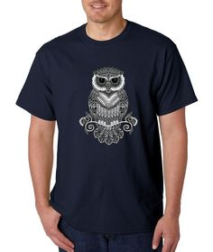Night Owl Cute Animal Day Of Dead T-shirt Grunge Fashion Shirts 3XL Navy a4. Cotton Blend Unisex T-Shirt. Love Unconditionally and Wear It Like You Mean It! Wash Inside out with cold water, Comfortable Modern Fit. Print may appear smaller on bigger sizes. Designed and printed in the United States. See our store for more great apparel! Great gift or for yourself! Perfect for birthdays, Christmas, Hanukkah, Valentine's Day, Anniversary, and everyday gift ideas.