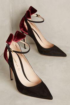 Deimille Paul Ankle Strap Stilettos