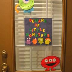 Monster birthday party theme